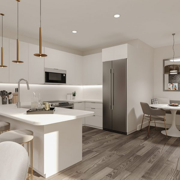 Covent Park Kitchen Urban Towns by Kaneff