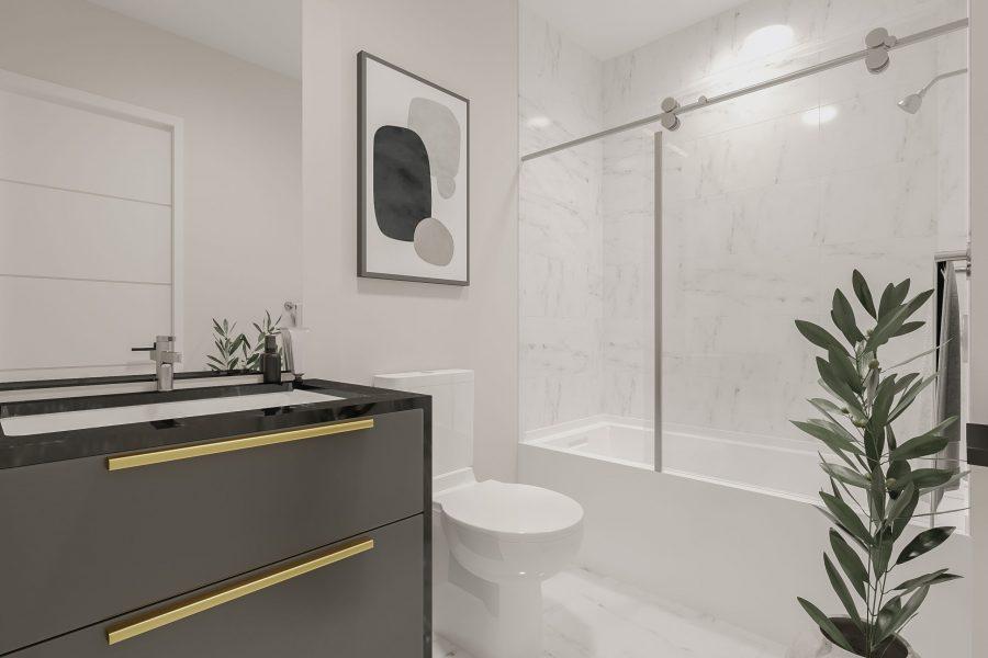 covent Park Bathroom Urban Towns